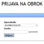 e-prijava